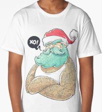 Hipsta Claus Long T-Shirt