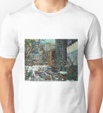 MONTREAL ART MCGILL UNIVERSITY RODDICK GATES Unisex T-Shirt