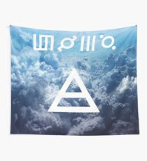 Thirty Seconds to Mars Wall Tapestry