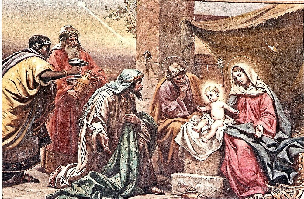 Nativity picture by hilarydougill