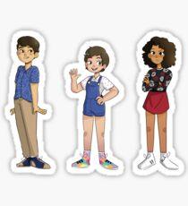 The Good Hair Crew Sticker