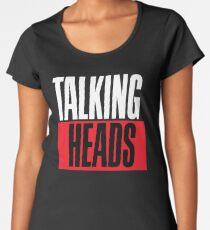 talking heads Women's Premium T-Shirt