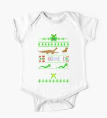 Christmas Frogger Kids Clothes