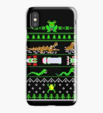 Christmas Frogger iPhone Case/Skin