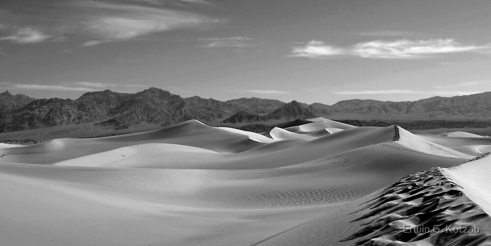 deserts of the west #1 by Erwin G. Kotzab