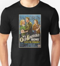 My Old Kentucky Home vectorized Unisex T-Shirt