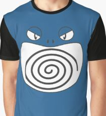 Poliwrath Face Graphic T-Shirt