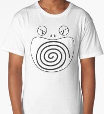 Poliwrath Face Long T-Shirt