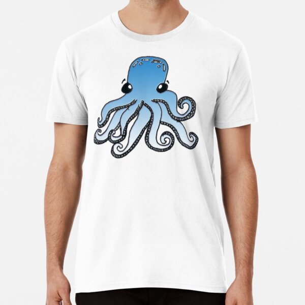 Otto is Awesome - Blue Premium T-Shirt