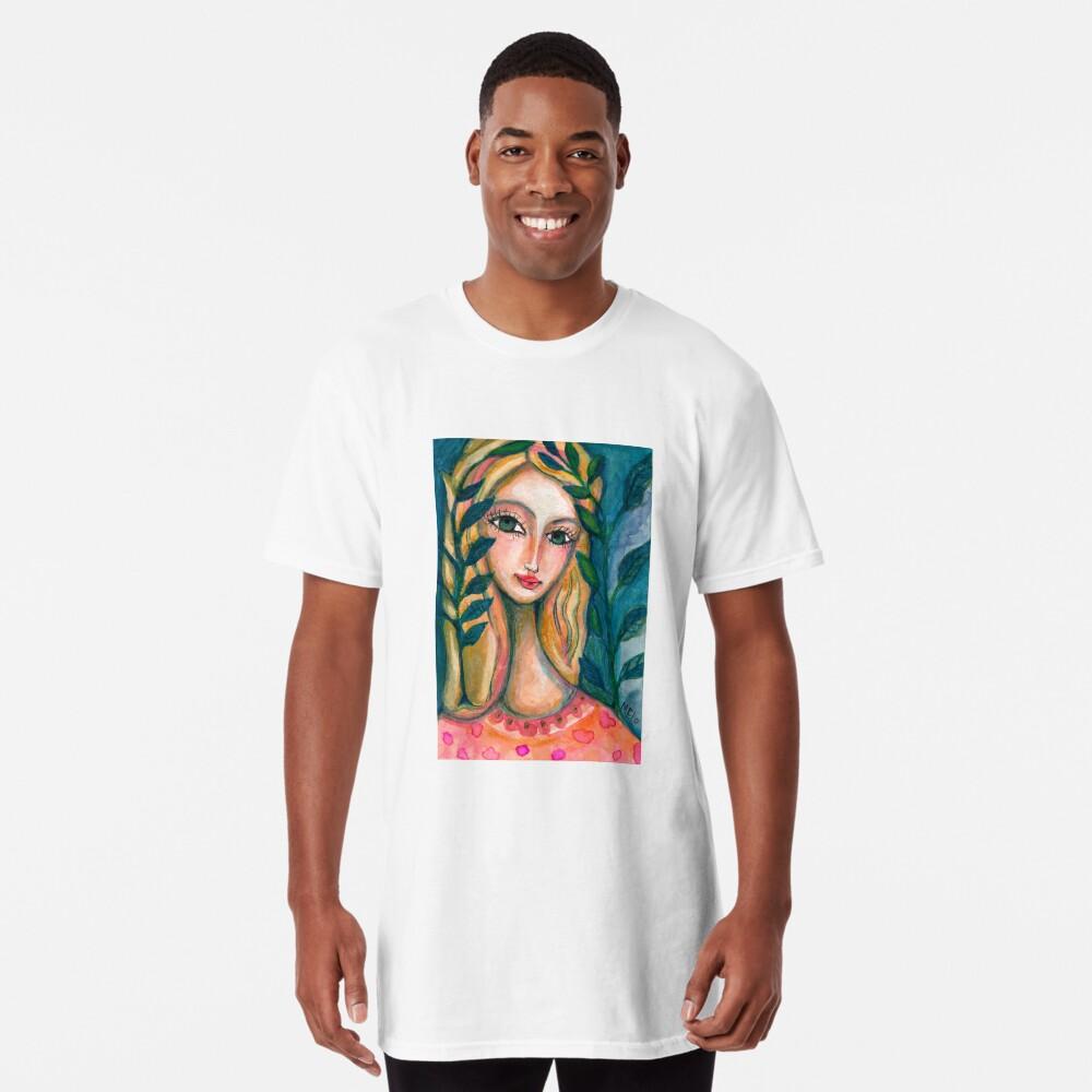 Nature Girl Long T-Shirt