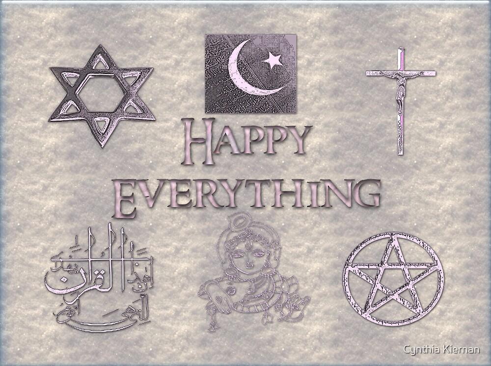 Happy Everything by Cynthia Kiernan