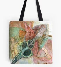 Take Care of Your Chakras Tote Bag