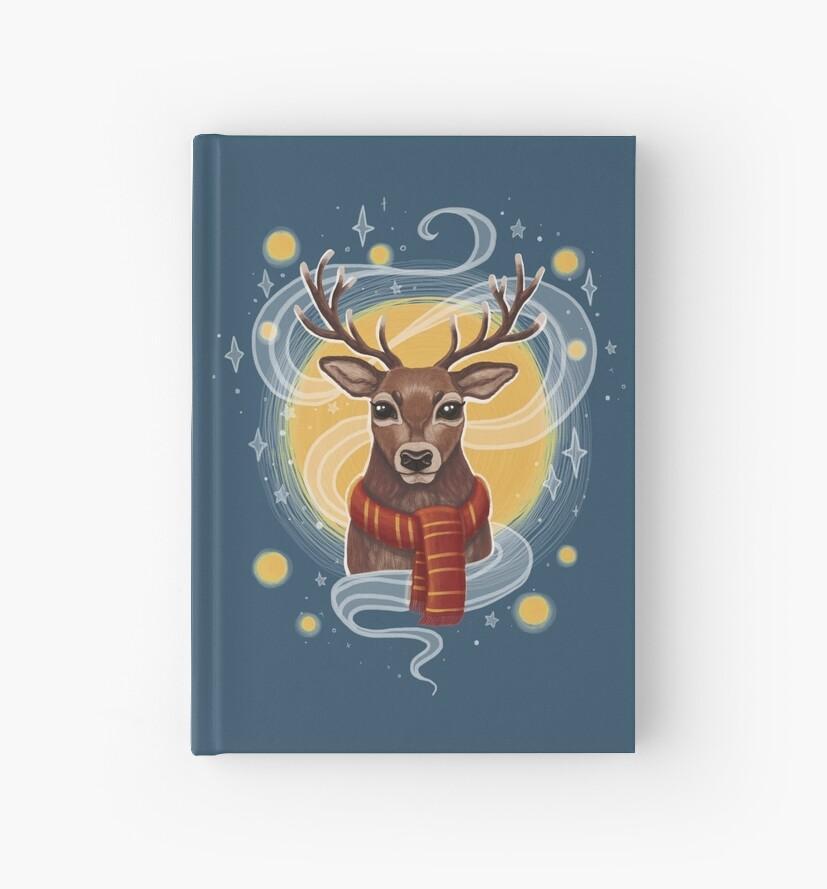 Magic deer by fifoomf