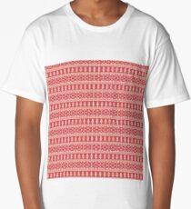 Stranger things Christmas Long T-Shirt