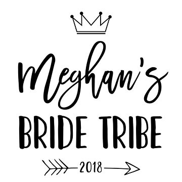 Be in Meghan Markle's Bride Tribe by jenmlb