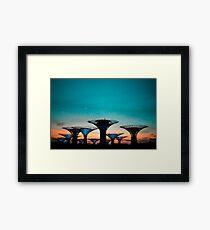 Singapore #3 Framed Print