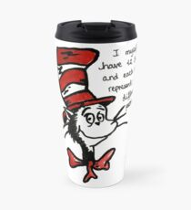 The Cat in the Hat Travel Mug