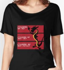 Dishonor on your cow! Women's Relaxed Fit T-Shirt