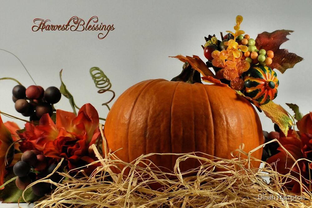 Harvest Blessings by Dinah Hampton