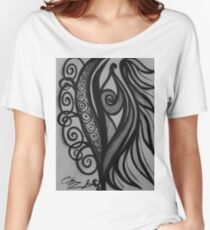 tribal eye Women's Relaxed Fit T-Shirt