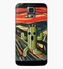 Funda/vinilo para Samsung Galaxy The cactilion scream