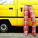 MARKET LEGS by Ingrid Rasmussen