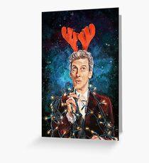 Twelve Days of Christmas Greeting Card