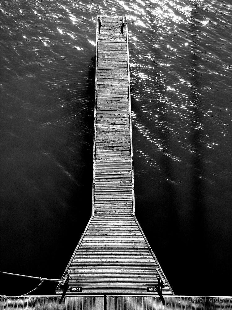 Jetty by Clare Forder
