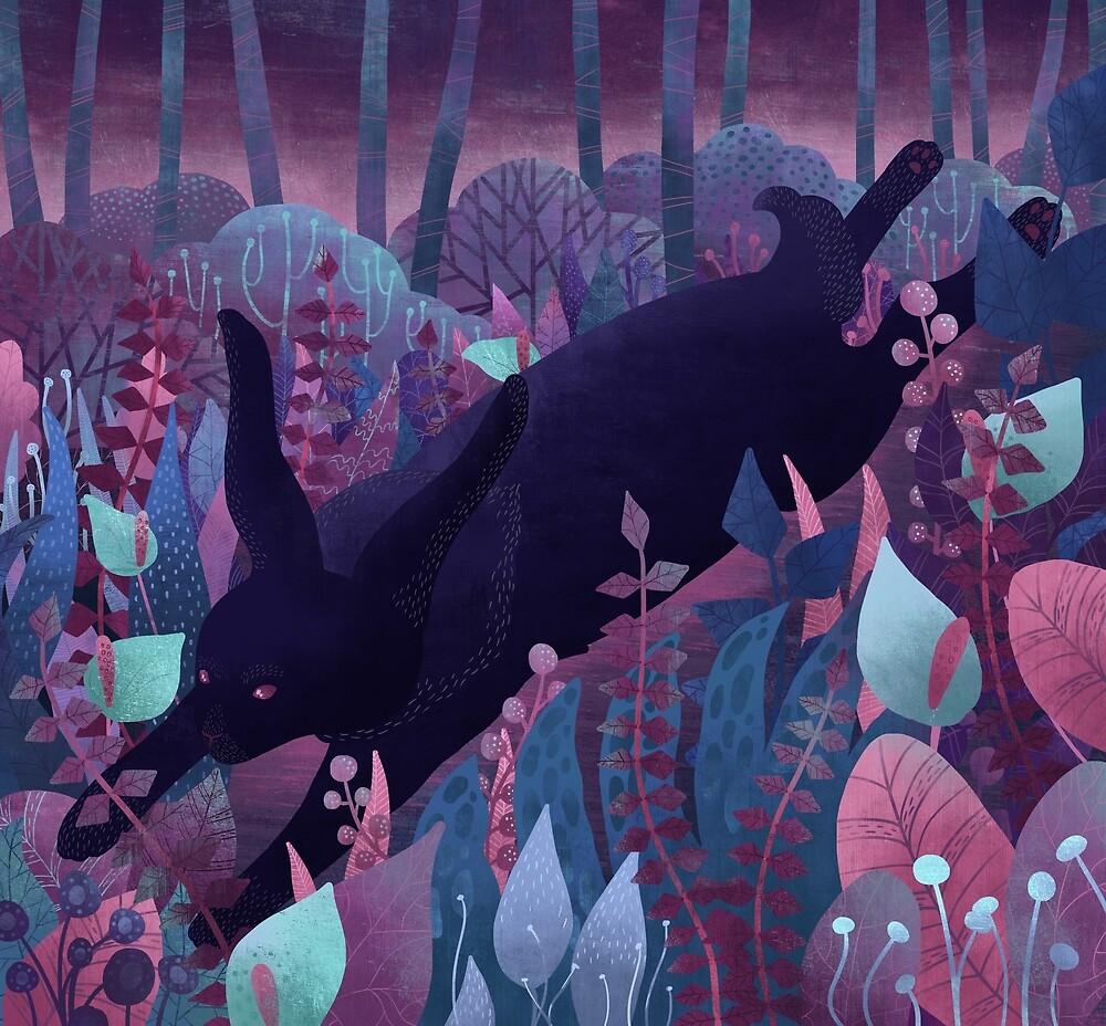 Follow The Black Rabbit by beesants