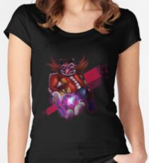 Infinite Illusions Women's Fitted Scoop T-Shirt