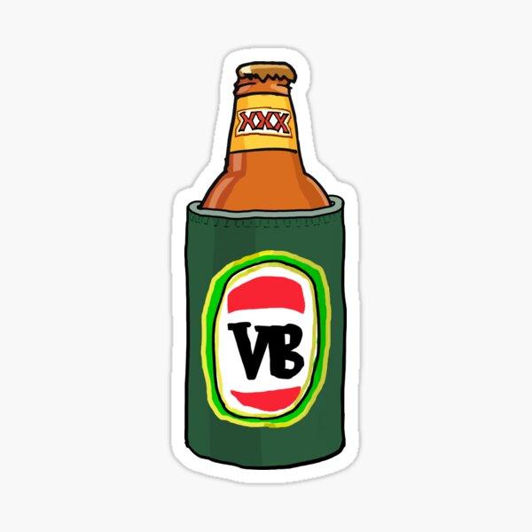 VeeBee vs Milton Mango Sticker