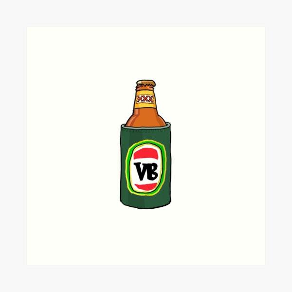 VeeBee vs Milton Mango Art Print