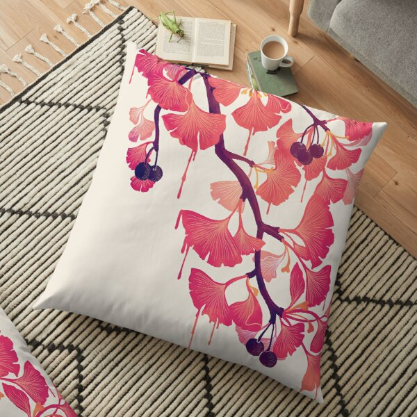 O Ginkgo Floor Pillow
