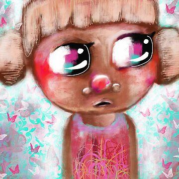 Amelia Kwaii by Hyssopartz