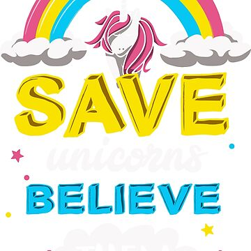 Save unicorns by theduc