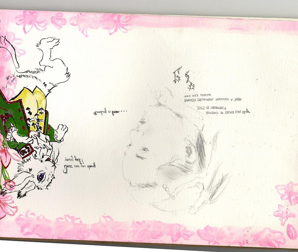 wonderland Alice by ieva andersone