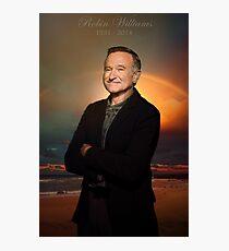 Robin Williams ~ Paradise Photographic Print