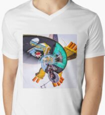 Camden Lock  Men's V-Neck T-Shirt