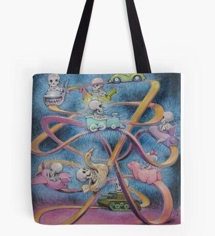 Limbo's Dark Ride Tote Bag