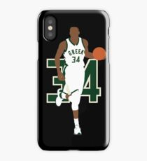 34 greek 1 iPhone Case