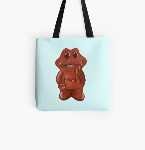 Freddo Frog All Over Print Tote Bag