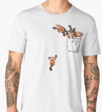 Pocket Red Panda Bears Men's Premium T-Shirt