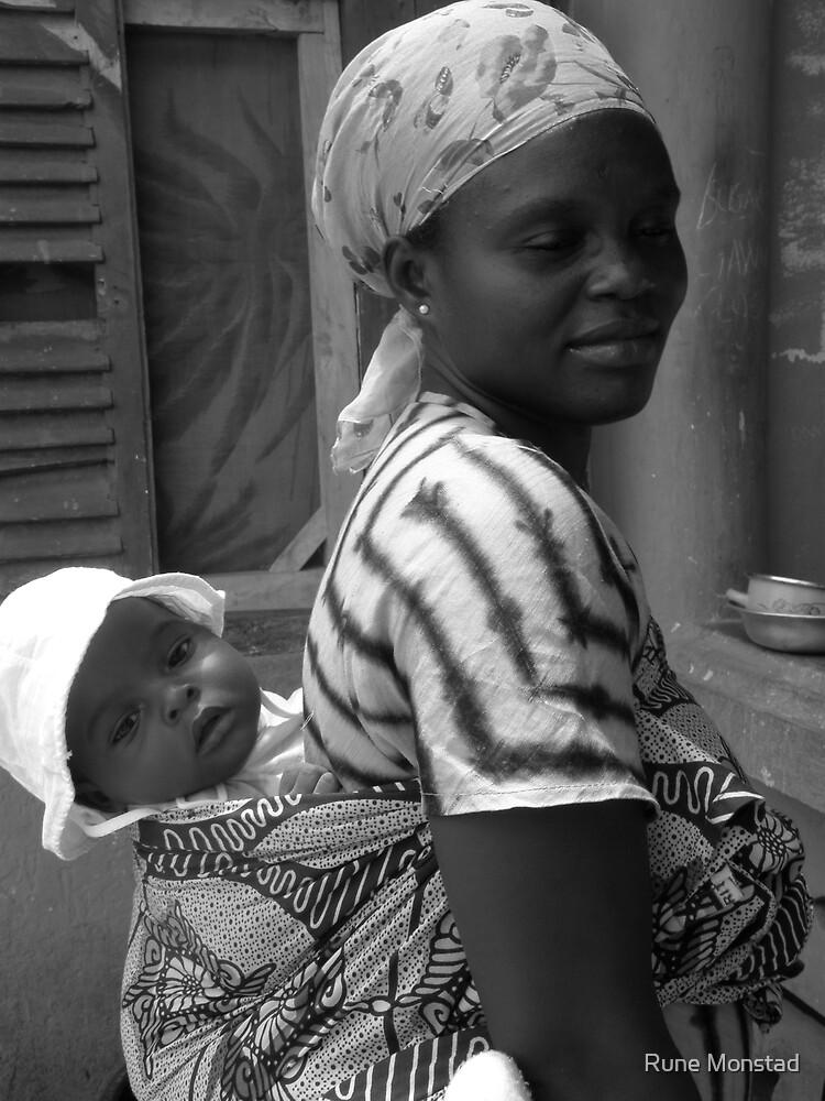 Ghana by Rune Monstad