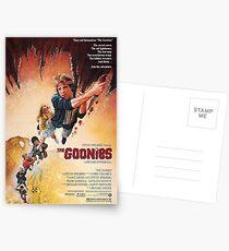 Die Goonies Postkarten