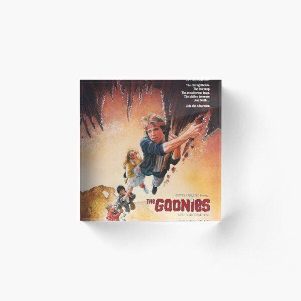The Goonies Acrylic Block