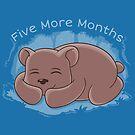 Fünf weitere Monate / (Minuten) von Beka Designs