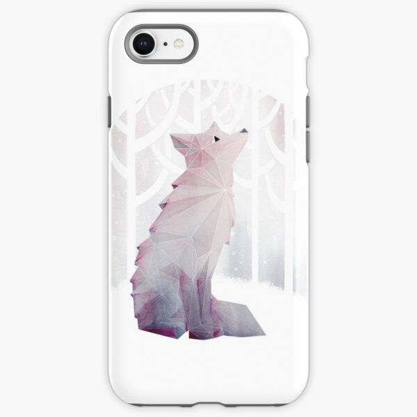 Fox in the Snow iPhone Tough Case