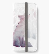 Fox in the Snow iPhone Wallet/Case/Skin