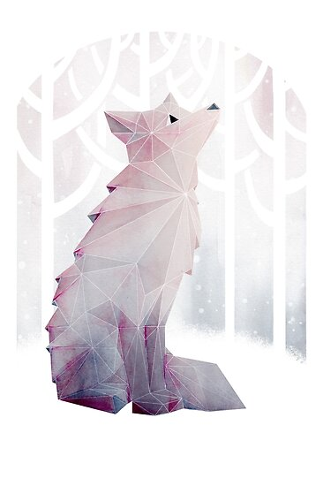 Fuchs im Schnee von littleclyde