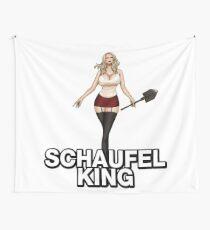Schaufel King WW2 Wall Tapestry